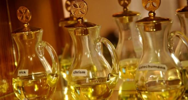 holy oils catholic