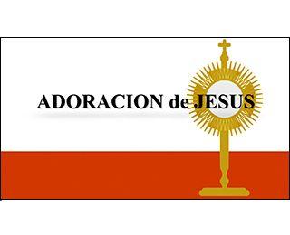 Church of St Anthony Adoracion de Jesus Logo