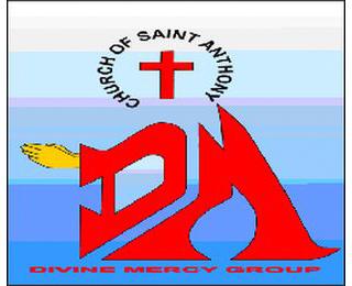 Church of St Anthony Divine Mercy Logo