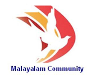 Church of St Anthony Malayalam Community Logo