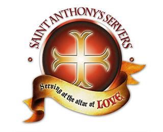 Church of St Anthony Servers Logo