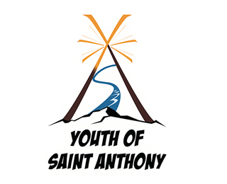 Youth of St Anthony Logo
